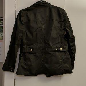 J. Crew Jackets & Coats - JCrew dark green utility jacket.